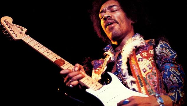 imagen Jimi Hendrix en vivo desde Woodstock 69