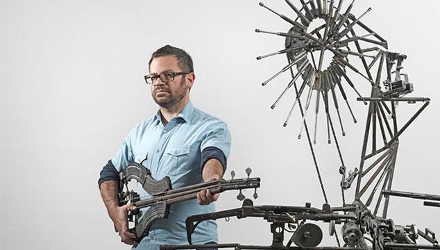imagen Mira el documental sobre 'Disarm', cuando las armas se convierten en instrumentos musicales (VIDEO)