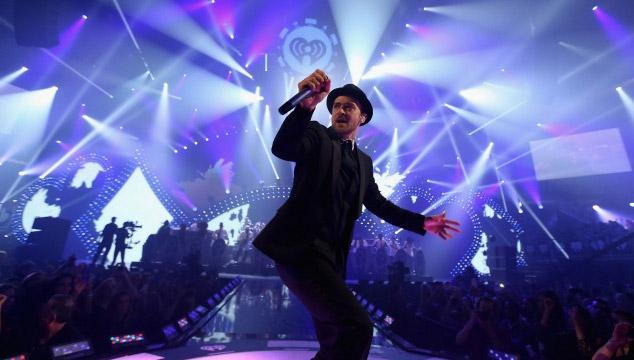 imagen Justin Timberlake estrena dos temas en vivo (VIDEO)