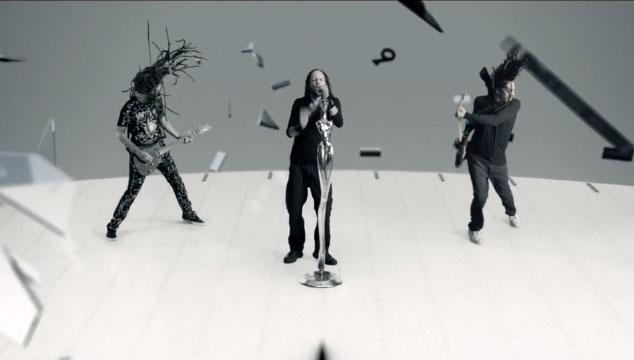 """imagen Korn estrena videoclip oficial de """"Never Never"""""""