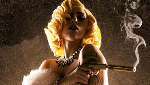 imagen Lady Gaga aparece en el nuevo trailer de la película 'Machete Kills' (VIDEO)