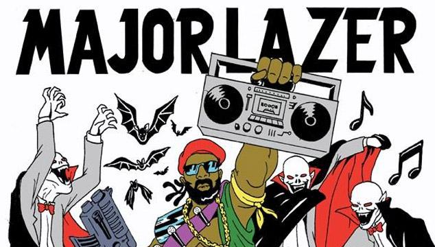 """imagen Escucha """"EL Metal"""", nueva canción de Major Lazer con Bro Safari, ETC!ETC! y Kafu Banton"""