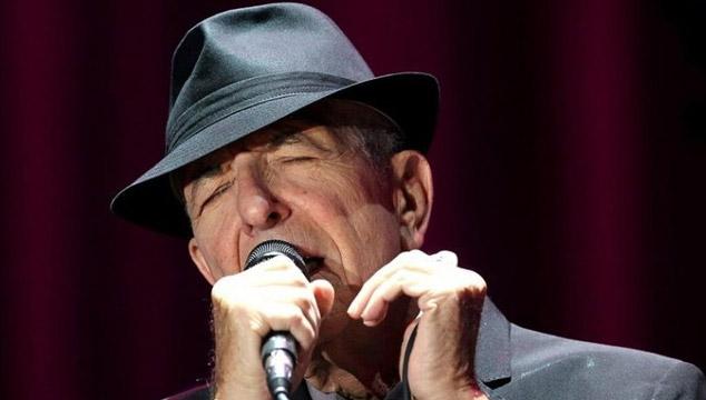 "imagen Leonard Cohen estrena nuevo tema en vivo: ""I've Got a Secret"" (VIDEO)"