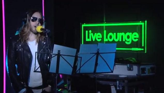 imagen 30 Seconds To Mars hace un cover en vivo de Rihanna (VIDEO)