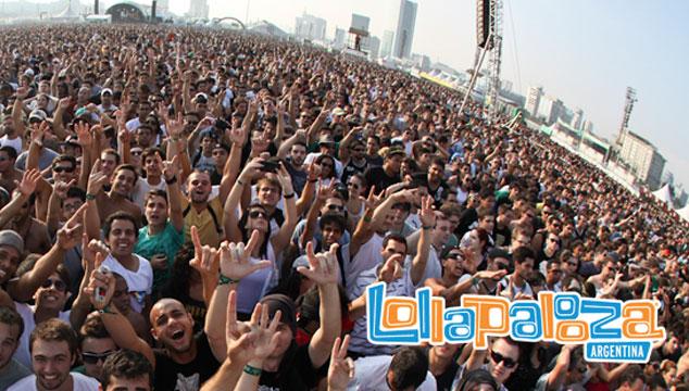 imagen El Festival Lollapalooza aterrizará en Argentina en 2014