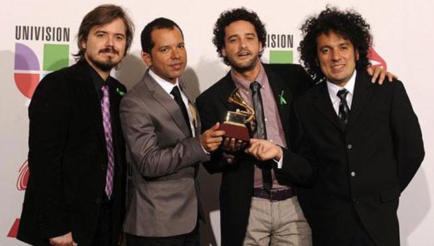 imagen Nominados venezolanos a los Latin Grammys 2013