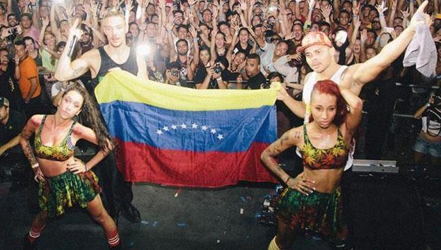 imagen Así fue Major Lazer en Barquisimeto (FOTOS+VIDEO)