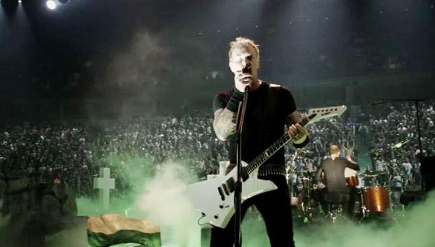 imagen Mira dos nuevos adelantos de 'Through the Never', la nueva película en 3D de Metallica (VIDEOS)
