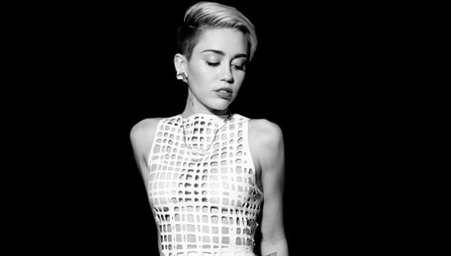 imagen El impactante photoshoot de Miley Cyrus