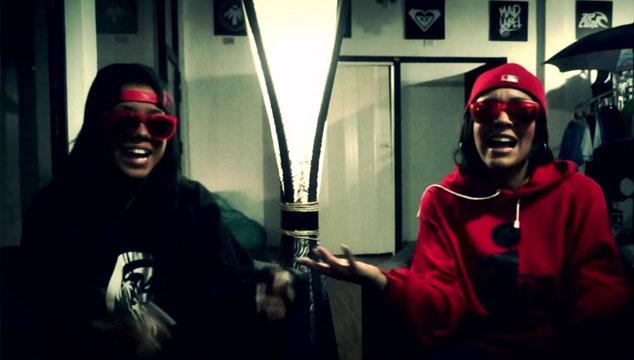 """imagen Las raperas venezolanas Neblinna y Mestiza estrenan nuevo tema titulado """"Fuiste capaz de lo incapaz"""""""