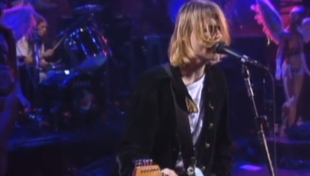 "imagen Mira ""Heart-Shaped Box"" un adelanto del nuevo DVD de Nirvana, 'Live and Loud' (VIDEO)"