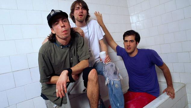 imagen Escucha un tema inédito de Nirvana