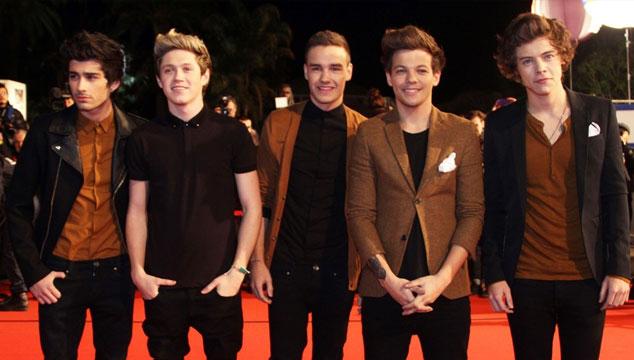 """imagen One Direction revela el nombre de su tercer álbum que será """"más rockero"""""""