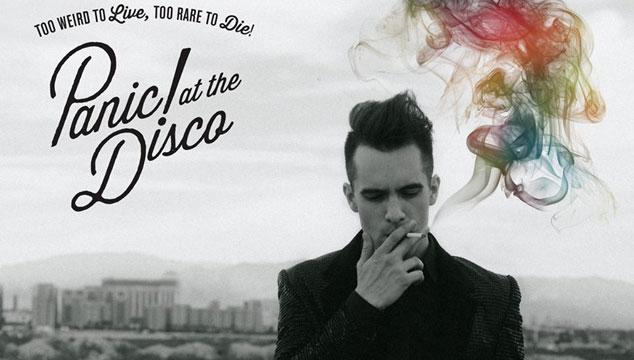 imagen Escucha 'Too Weird to Live, Too Rare to Die!', el nuevo disco de Panic! At The Disco