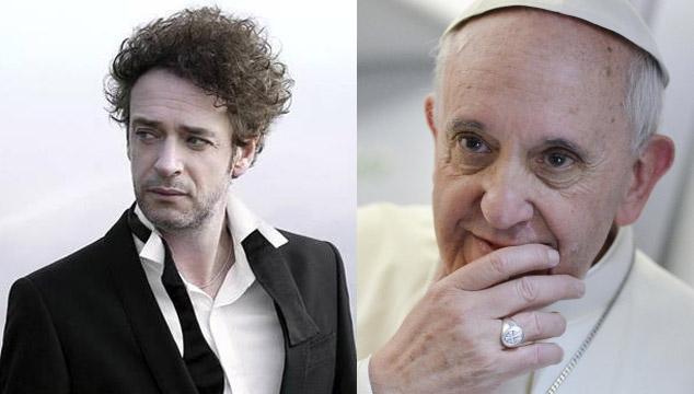 imagen Lee el conmovedor mensaje que envió el Papa Francisco a la madre de Gustavo Cerati