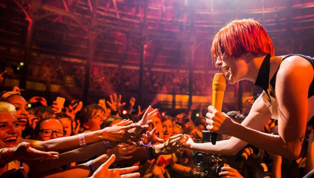 imagen Mira el show completo de Paramore en el iTunes Festival (VIDEO)