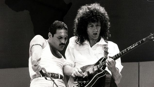 imagen Podría salir un nuevo disco de Queen con temas inéditos con la voz de Freddie Mercury