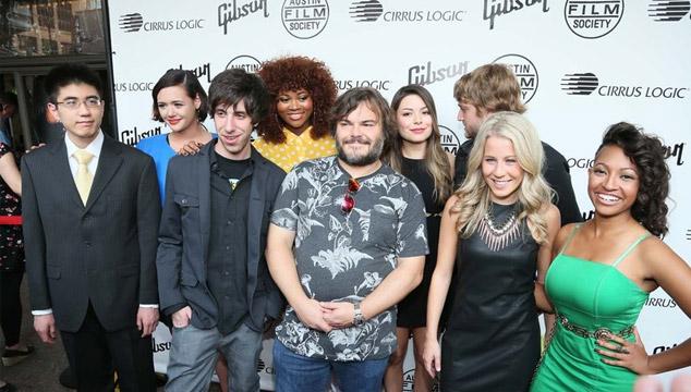 imagen Reparto de la película School of Rock se reune para dar un concierto (VIDEOS)