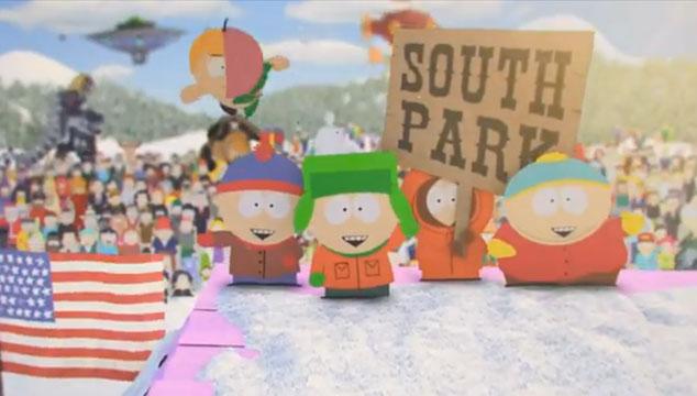imagen Este es el nuevo intro de South Park (VIDEO)