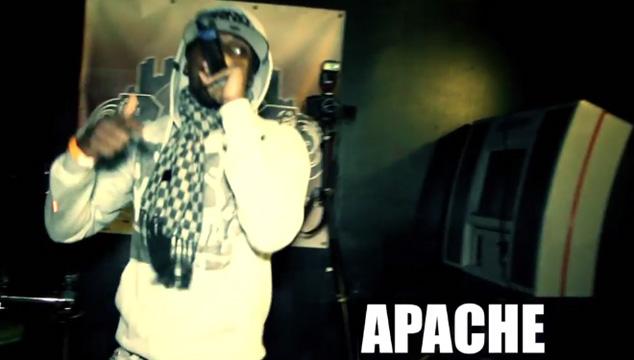 imagen Apache y Lil Supa en vivo desde el Bronx (VIDEOS)