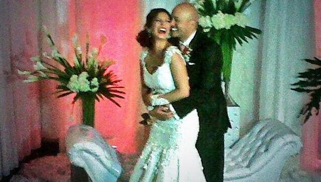 imagen Mira las fotos de la lujosa boda de El Potro Álvarez