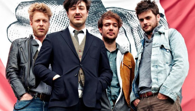imagen Mumford and Sons se separa indefinidamente