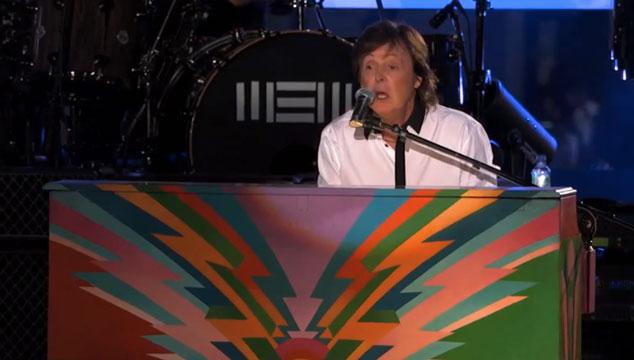 imagen Paul McCartney revela la portada de su nuevo disco, 'New'