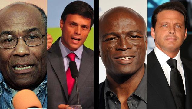 imagen Políticos que se parecen a músicos (FOTOS)
