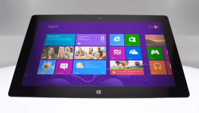 imagen Microsoft anuncia la tablet Surface 2 (VIDEO)