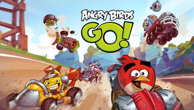 imagen Publican nuevo tráiler de 'Angry Birds Go!', el nuevo juego de carreras de Rovio (VIDEO)