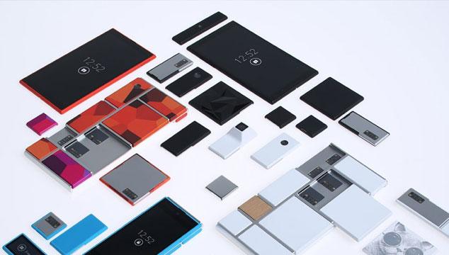 imagen Google y Motorola quieren que armes tu propio smartphone con 'Proyecto Ara'