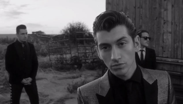 "imagen Arctic Monkeys estrena el videoclip de ""One for the road"""