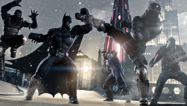 imagen Primer video del gameplay de Batman Arkham Origins para iPhone, iPad y Android