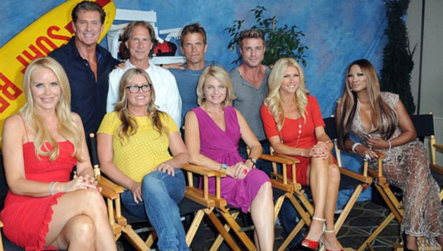 imagen Así está hoy el elenco de Baywatch (FOTOS Y VIDEO)
