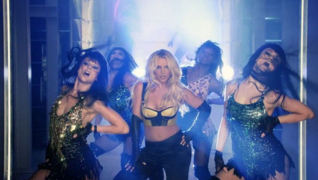 imagen Así se llamará el nuevo disco de Britney Spears