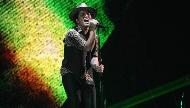 """imagen Bruno Mars publica un adelanto de """"Gorilla"""", su nuevo videoclip"""