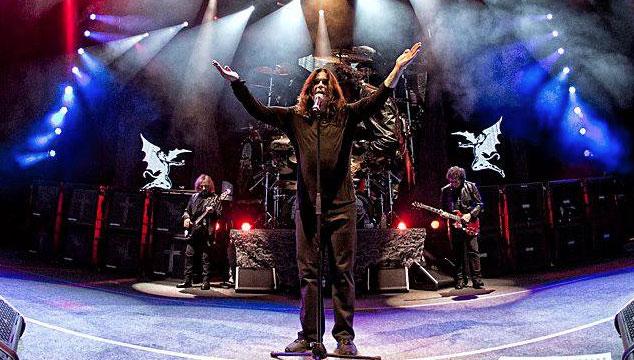 imagen Más adelantos del nuevo DVD/Blu-Ray en vivo de Black Sabbath (VIDEOS)