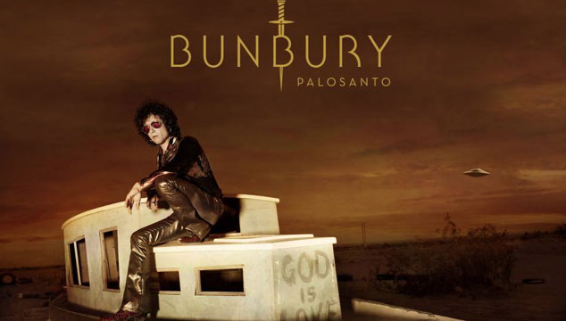 imagen Escucha 'Palosanto', el nuevo disco de Enrique Bunbury