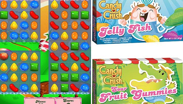 imagen Los creadores de Candy Crush comenzarán a vender caramelos de verdad