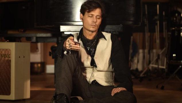 imagen Johnny Depp aparece en el tráiler del nuevo videoclip de Paul McCartney (VIDEO)