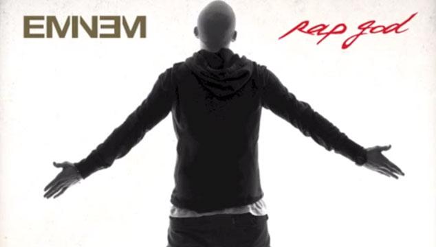"""imagen Eminem estrena """"Rap God"""", su nueva canción"""