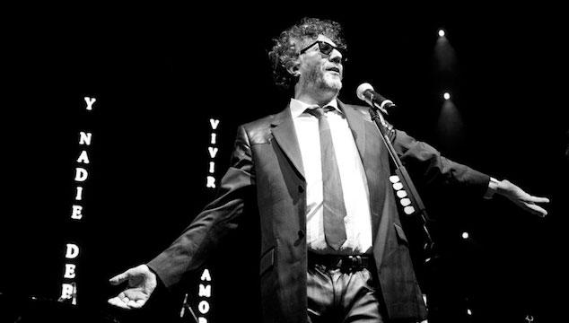 imagen Fito Páez lanza disco de temas inéditos y dona las ganancias a las víctimas de la explosión en Rosario