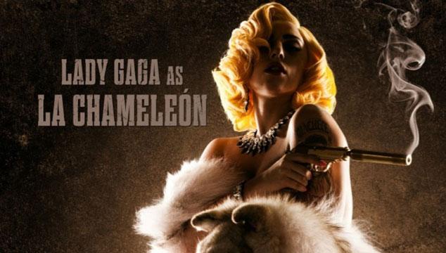 """imagen Escucha """"Aura"""", una nueva canción de Lady Gaga en el tráiler de la película 'Machete Kills' (VIDEO)"""