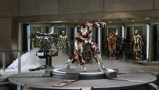 imagen El ejército de Estados Unidos se inspira en Iron Man para los nuevos trajes de sus soldados (VIDEOS)