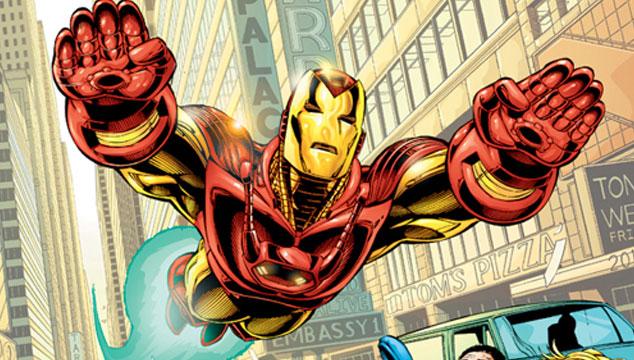 imagen Marvel revela un misterio de la vida de Iron Man
