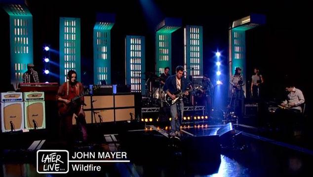 imagen John Mayer, London Grammar y The National se presentan en 'Later… With Jools Holland' (VIDEOS)