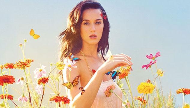 imagen Katy Perry revela el tracklist de su nuevo disco, 'Prism'