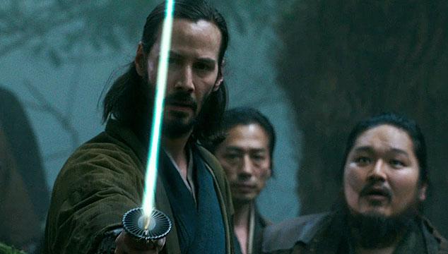 imagen Revelan el primer tráiler oficial de '47 Ronin', la nueva película de Keanu Reeves