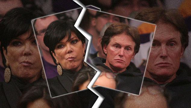 imagen Kris y Bruce Jenner se separan tras 22 años de matrimonio