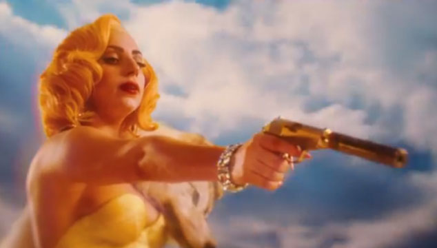 """imagen Lady Gaga estrena el lyric video de """"Aura"""""""